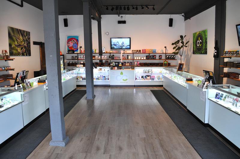 Marijauna Dispensary & CBD Store in South Seattle / Seattle